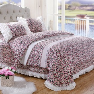 Комплект постельного белья с покрывалом Tango prov5-4