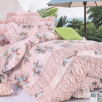 Комплект постельного белья Tango Provence prov993 (Розовый)