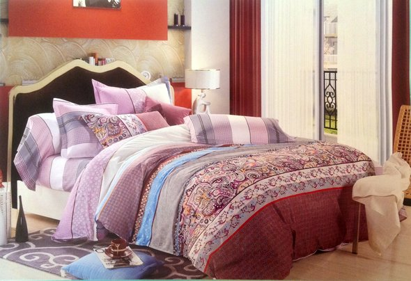 Комплект постельного белья Kingsilk SEDA VX-4-2, фото, фотография