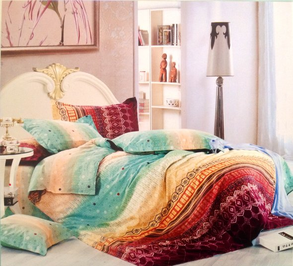 Комплект постельного белья Kingsilk SEDA VX-12-2, фото, фотография