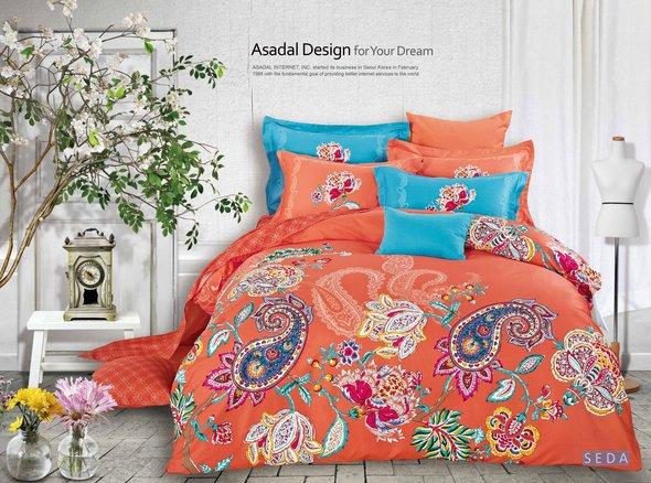 Комплект постельного белья Kingsilk SEDA PX-32-2, фото, фотография