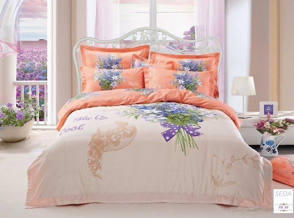 Комплект постельного белья Kingsilk SEDA PX-40-3, фото, фотография