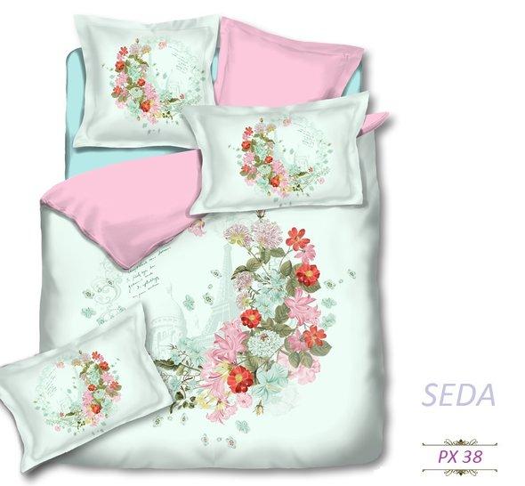 Комплект постельного белья Kingsilk SEDA PX-38-3, фото, фотография