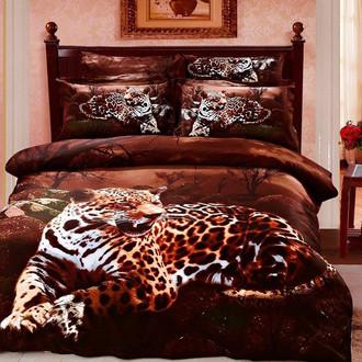 Комплект постельного белья Le Vele TIGER (Евро)