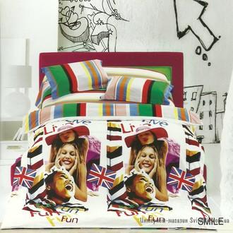 Комплект постельного белья Le Vele SMILE (Евро)