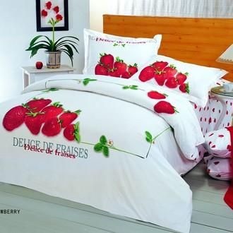Комплект постельного белья Le Vele STRAWBERRY