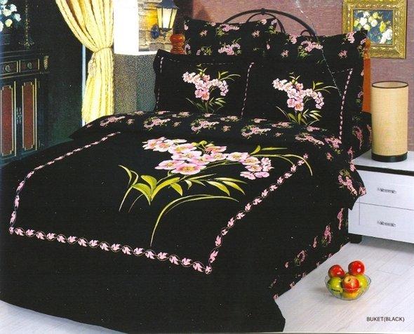 Комплект постельного белья Le Vele BUKET (1,5 спальный), фото, фотография