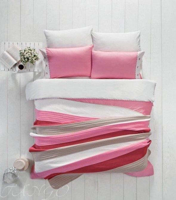 Комплект постельного белья Luoca Patisca cvz032-3 Евро, фото, фотография
