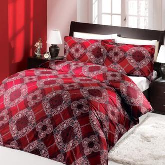 Комплект постельного белья Altinbasak EXCLUSIVE (Бордовый)