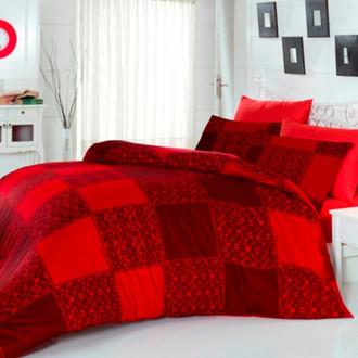 Комплект постельного белья Altinbasak MODA (Красный)