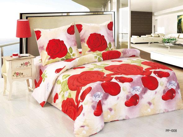 Комплект постельного белья Cleo PP-008-40, фото, фотография