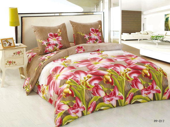 Комплект постельного белья Cleo PP-017-30, фото, фотография