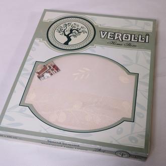 Скатерть Verolli OLIVE (кремовый)