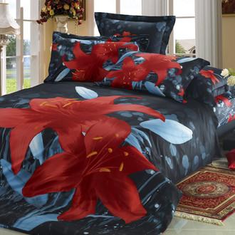 Комплект постельного белья Cleo 3D-388
