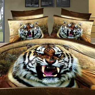 Комплект постельного белья Cleo 3D-491