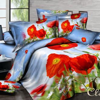 Комплект постельного белья Cleo 3D-429