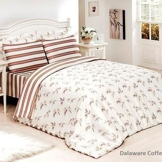 Комплект постельного белья Le Vele DALAWARE COFFEE