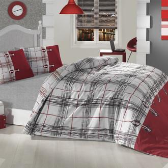 Комплект постельного белья Altinbasak CREAFORCE LIMIT красный