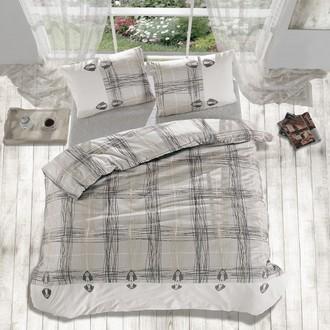 Комплект постельного белья Altinbasak CREAFORCE LIMIT коричневый