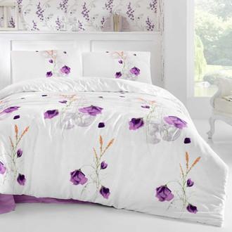 Комплект постельного белья Altinbasak EDITA фиолетовый