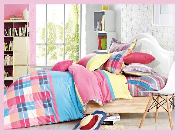 Комплект постельного белья Cleo SP-146 2-х спальный, фото, фотография