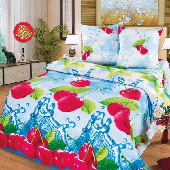 Комплект постельного белья Cleo PP-118 евро, фото, фотография