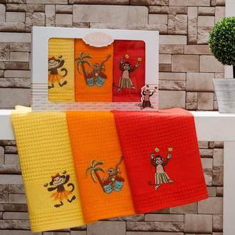 Набор полотенец Karna MANTA 40х60(3) V3