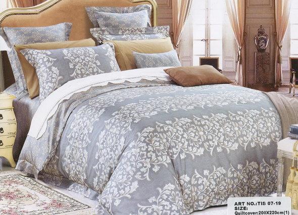 Комплект постельного белья Tango tis07-19 Евро, фото, фотография
