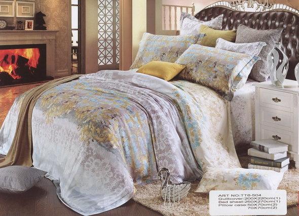 Комплект постельного белья Tango tt6-504 Евро, фото, фотография