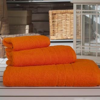 Набор полотенец Karna ARES оранжевый
