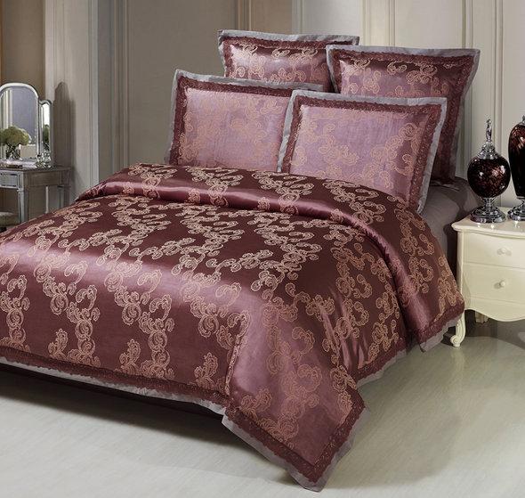 Комплект постельного белья Kingsilk SB-109 евро, фото, фотография