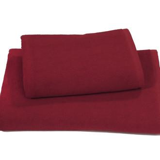 Полотенце Karna MALTA бордовый