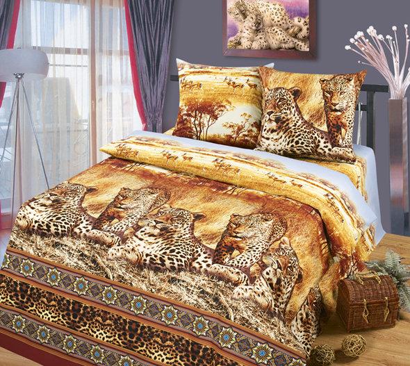 Комплект постельного белья Cleo B-302 2-х спальный, фото, фотография