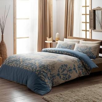 Комплект постельного белья TAC RANFORCE SAMBRE бирюзовый