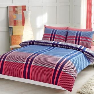 Комплект постельного белья TAC RANFORCE ARDEN синий