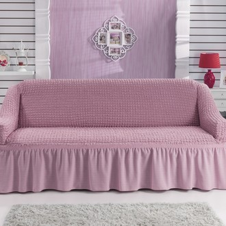 Чехол на диван Bulsan BURUMCUK (светло-розовый)