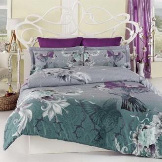 Комплект постельного белья Karna DELUX SILVA
