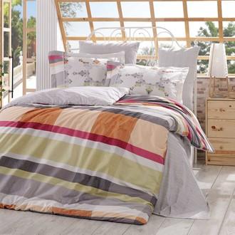 Комплект постельного белья Hobby ALANZA серый
