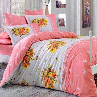 Комплект постельного белья Hobby ALVIS персиковый