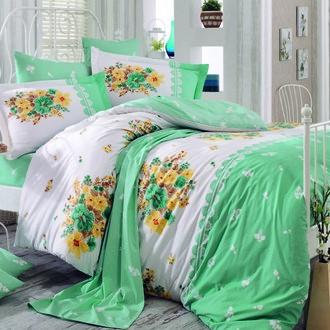 Комплект постельного белья Hobby ALVIS зелёный