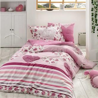 Комплект постельного белья Hobby BELLA фиолетовый
