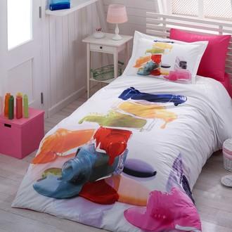 Комплект постельного белья Hobby RAINBOW