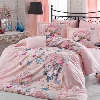 Комплект постельного белья Hobby SEREFINA персиковый