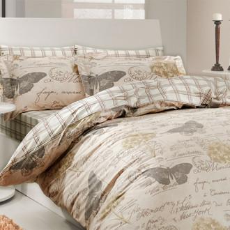 Комплект постельного белья Hobby ANCELICA кремовый