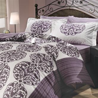 Комплект постельного белья Hobby BELINDA поплин лиловый