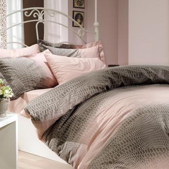 Комплект постельного белья Hobby ESTELA поплин пудра