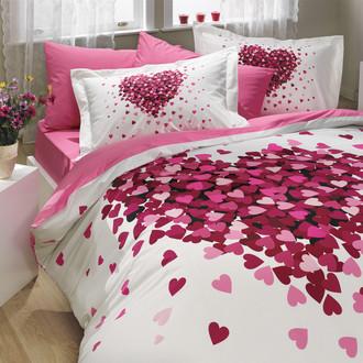 Комплект постельного белья Hobby JUANA поплин лиловый