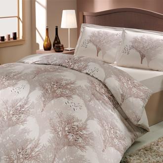 Комплект постельного белья Hobby JUILLET поплин кремовый