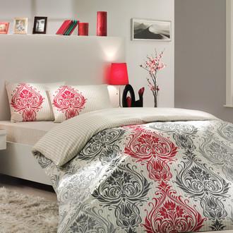 Комплект постельного белья Hobby ROYAL поплин кремовый