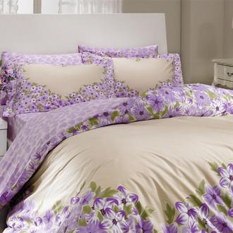 Комплект постельного белья Hobby ESPERANZA поплин лиловый